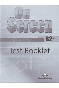 ON SCREEN B2 + TEST BOOKLET