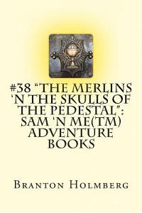 #38 the Merlins 'n the Skulls of the Pedestal: Sam 'n Me(tm) Adventure Books