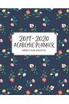 2019-2020 Academic Planner Weekly and Monthly: July 2019-June 2020 Academic Planner + Monthly Calendars with Holidays, Teacher and Student Planner Sch