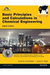 Basic principle and calculation in chemical engineering, 8e