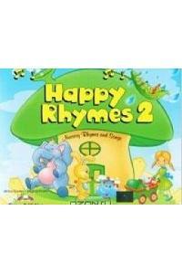 HAPPY RHYMES 2 PUPILS BOOK (INTERNATIONAL)