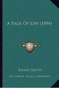 A Page of Life (1894)