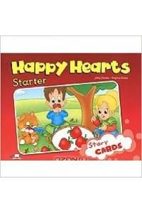 HAPPY HEARTS STARTER STORY CARDS (INTERNATIONAL)