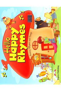 HELLO HAPPY RHYMES TEACHER'S PACK 1 (DVD PAL)