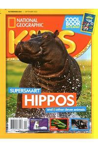 Nat.Geo. Kids - US (1-year)