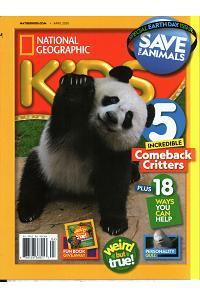 Nat.Geo. Kids - US (April 2020)