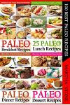 100 Best Paleo Recipes: A Combination of Four Great Paleo Recipes Books