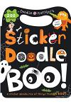 Sticker Doodle Boo!: Things That Go Boo! with Over 200 Stickers [With Sticker(s)]
