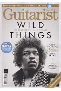 Guitarist - UK (6-month)