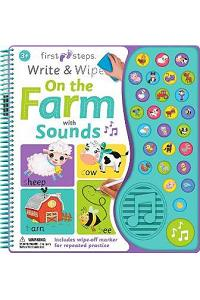 Write and Wipe Farm with Sound (US)