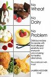 No Wheat No Dairy No Problem: Delicious Recipes for People with Food Allergies/Sensitivity and Everyone Who Is Looking for Healthy Alternatives. the
