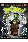 Ultimate Sticker Collection: Lego Spooky!: More Than 1,000 Reusable Full-Color Stickers