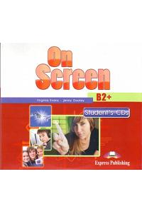 ON SCREEN B2+ STUDENT'S CD's (SET OF 2) INTERNATIONAL