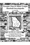 Georgia Class-D Minor League Baseball Encyclopedia