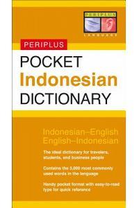 Pocket Indonesian Dictionary: Indonesian-English English-Indonesian
