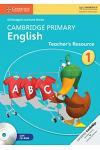 Cambridge Primary English Stage 1 Teacher's Resource Book [With CDROM]