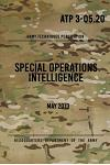 Atp 3-05.20 Special Operations Intelligence: May 2013