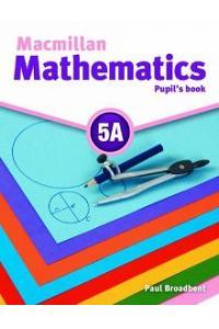 MACMILLAN MATHEMATICS Pupil's Book Pack 5A