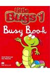 Little Bugs Busy Book Level 1