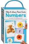Slide and Learn Flashcards Numbers