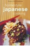 Periplus Mini Cookbooks - Homestyle Japanese Cooking