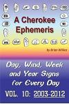 A Cherokee Ephemeris 10: Calculating You Cherokee Calendar Birth Date