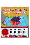 Nursery Rhymes Itsy Bitsy Spider : Novelty Activity Book