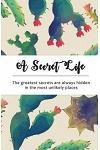A Secret Life: Internet Password Notebook: Cactus Design