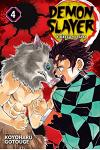 Demon Slayer: Kimetsu No Yaiba, Vol. 4, Volume 4