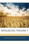 Appalachia, Volume 1