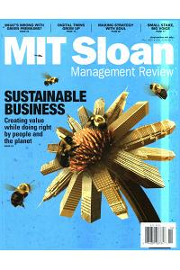 MIT Sloan Management Review - US (1-year)