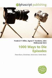 1000 Ways to Die Episodes