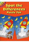 Spot-The-Differences Puzzle Fun