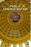 Public Administration: Research Strategies, Concepts, and Methods