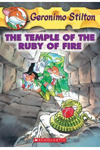 Geronimo Stilton #14: The Temple of the Ruby of Fire