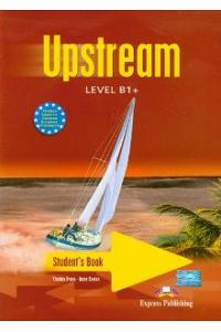 UPSTREAM LEVEL B1+ STUDENTS'S BOOK WITH CD