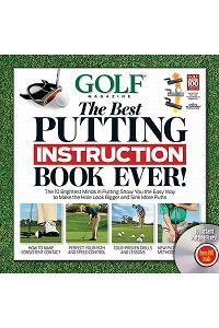 Golf the Best Putting Instruction Book Ever! [With DVD]