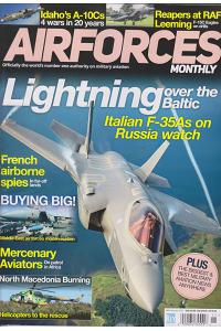 AirForces Monthly - UK (6-month)