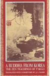 A Buddha from Korea: The Zen Teachings of T'Aego