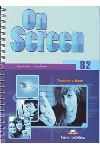 ON SCREEN B2 TEACHER'S BOOK (WITH WRITING BOOK AND KEY)