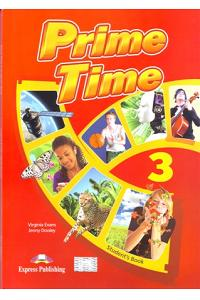 PRIME TIME 3 STUDENT'S BOOK (WITH ieBOOK) (INTERNATIONAL)
