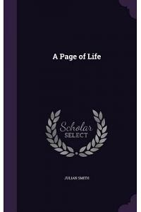 A Page of Life