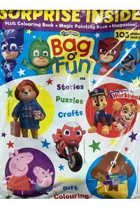 FTL Bag of Fun - UK (1-year)