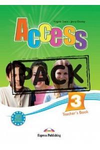 ACCESS 3 TEACHER'S PACK (INTERNATIONAL)