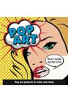 Pop Art: Pop Art Pictures to Color and Draw