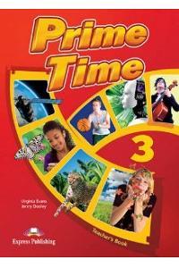 PRIME TIME 3 TEACHER'S BOOK (INTERNATIONAL)