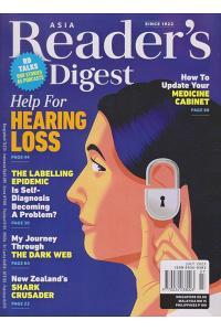 Readers Digest  (1-year)