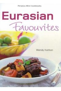 Periplus Mini Cookbooks - Eurasian Favorites