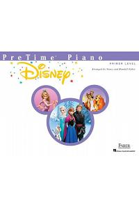 Pretime Piano Disney: Primer Level
