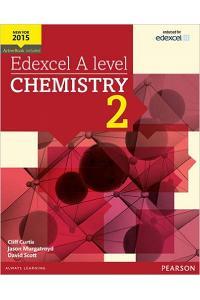 EDEXCEL A LEVEL CHEMISTRY SBK 2 + ABK